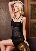 In Stock Stunning Knitted Fabric Chemises Lingerie