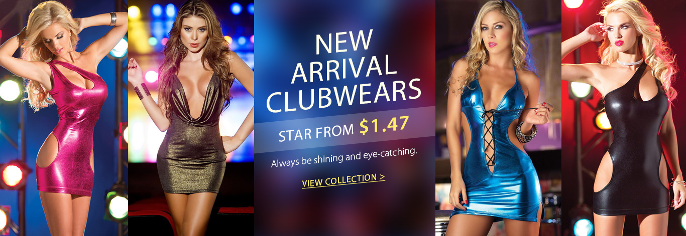 New Arrival Clubwear Star From $1.47