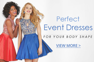 Perfect Event Dresses For Your Body Shape