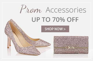 Prom Accessories Up To 70% Off
