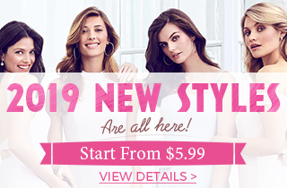 2019 New Spring Styles Are All Here!